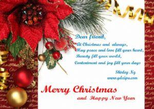 给新客户的圣诞节开发信(老客户的开发信在后面哦~,后面有彩蛋:附各国圣诞节放假时间安排 )