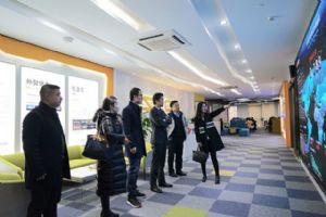 微软亚太区中小企业部总经理 Mr. Ryota Sato到访思亿欧