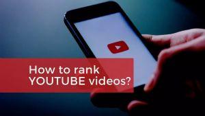 深圳外贸网站建设带谷歌优化排名公司教你2018年如何优化你的视频排名