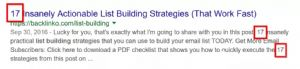 20个实用SEO小技巧让你快速获得好的谷歌首页排名