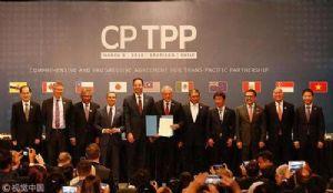 2019年日本加入CPTTP的影响和中国的应对之策